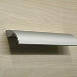 Uchwyt nowoczesny, uniwersalny w zastosowaniu, kolor - aluminium naturalne
