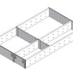 ORGA-LINE to elastyczny system podziału wewnętrznego szuflad. Pozwala optymalnie wykorzystać przestrzeń i zachować porządek. Składa się z...
