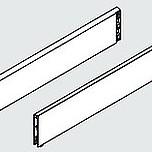 BOXCAP Z37L - Nakładki boków L do systemu szuflad Tandembox INTIVO firmy Blum. UWAGAJest to tylko element szuflady System szuflad TANDEMBOX intivo...