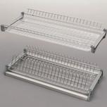 Ociekarka VARIANT 3 dwupoziomowa z tackami stanowi część wyposażenia szafek kuchni. Do szafki 40cm. Nawet jeśli nie posiadasz zmywarkę, niezastąpiona...