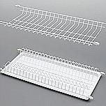Ociekarka STANDARD 1 w kolorze srebrny dwupoziomowa wraz z tacką stanowi część wyposażenia szafek kuchni. Do szafki 90cm. Nawet jeśli nie posiadasz...