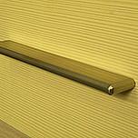 Nowoczesny uchwyt firmy GAMET zastosowanie uniwersalne ( biuro, kuchnia, łazienka, pokój, garderoba) Kolor pokrycia -nikiel szczotkowany Rozstaw 160mm,...