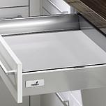 Sprzedawany zestaw zawiera: 1. Szuflada/szuflada wewnętrzna InnoTech 2. Quadro V6 Push to open 470 mm, EB 10.5 mm --------------------- 1. Szuflada/szuflada...