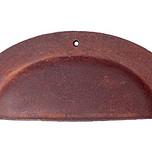 Włoski uchwytfirmy GIUSTI z kolekcji klasycznej. Uchwyt wykonany z metalu w kolrze old iron(stare żelazo). Całkowita długość uchwytu 98 mm. Całkowita...