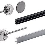 Do naprężenia wygiętych drzwi meblowych Możliwość stosowania zapobiegawczo przeciw wyginaniu się drzw Do drzwi / frontu o grubości 16 - 25 mm...
