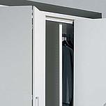 Za pomocą mocowanego do boku korpusu systemu do drzwi składanych WingLine 77 można przesuwać z dużą łatwością drzwi o ciężarze 25 kg. Praca tego...