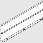 Ścianka działowa Z46L. Kolor Szary. Do długości prowadnic 50cm. Element systemu Orga-Line do Tandembox z wysokim frontem. Stosuje się ją w celu...